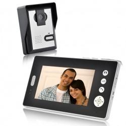 Interphone audio vidéo sans...