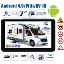 GPS CAMPING CAR ANDROID...