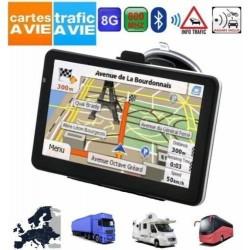 GPS POIDS LOURD CAMION 7...
