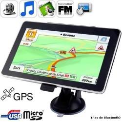 GPS écran 4.3 pouces...