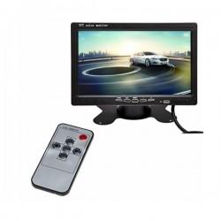 Ecran LCD 7 pouces 2 entrées