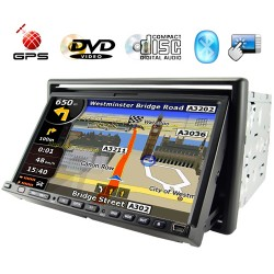 AUTORADIO DVD GPS TNT PC 2...